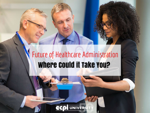 The Future of Healthcare Administration: Where Could it Take You?