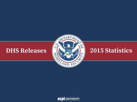 Homeland Security Stats 2015
