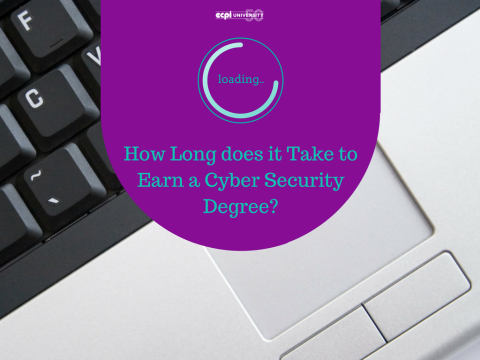 How Long Does it Take to Earn a Cyber Security Degree?
