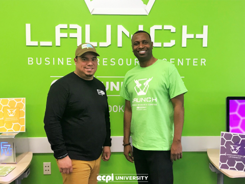 Richmond-Innsbrook Campus Opens Business Center
