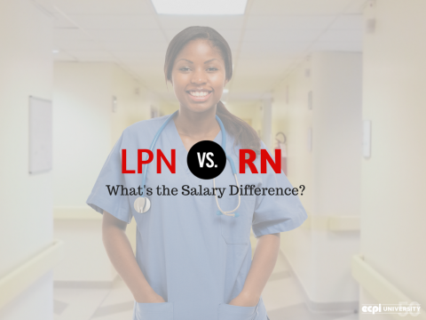 What is the Salary Difference Between an LPN and RN?
