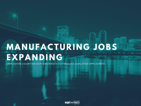 Manufacturing Continues to Grow in Metro Richmond