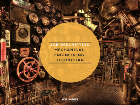 Mechanical Engineering Technician: Job Description