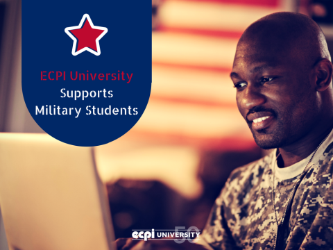 50 Ways ECPI University Supports Military Students