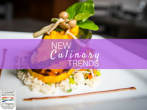 New Culinary Trends: The Cutting Edge of Food