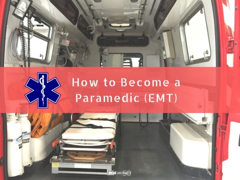 How to Become a Paramedic (EMT) in Virginia