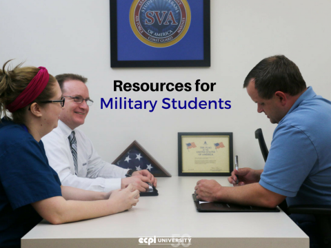 Resources for Military Students