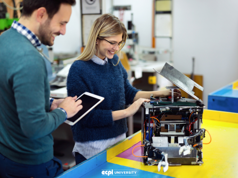 Occupations in Advanced Manufacturing: How Mechatronics Can be Applied