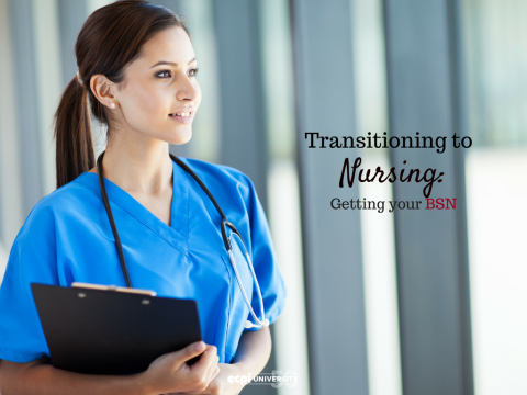 How can I Transition to Nursing?