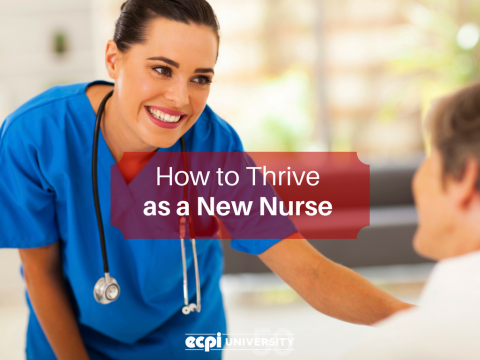 How to Thrive as a New Nurse