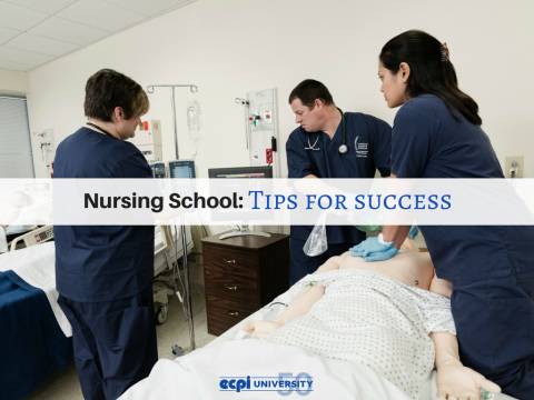 Nursing School: Tips for Success!