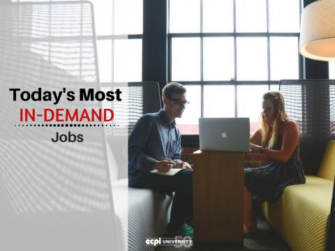 Career Goals: Today's Most In-Demand Jobs