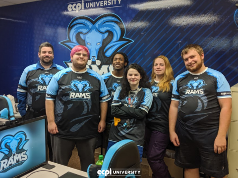 ECPI University Rams' First Full Competition Week is in the Books