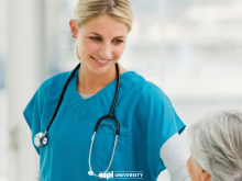 How to Become a Nurse While Working Full Time: Flexible Class Scheduling is an Option!