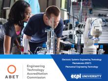 ECPI University Earns ABET Accreditation