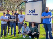 ECPI University Columbia Campus Cyber Defense Team Ranks Top 10 in South East Collegiate Cyber Defense Competition