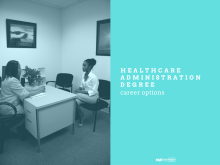 Career Options for Someone with a Healthcare Administration Degree