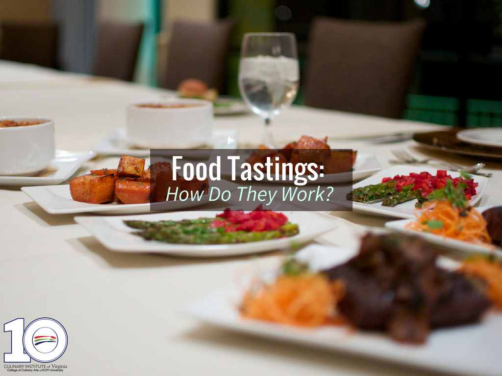 Wedding Food Tasting Tips (For Caterers!)