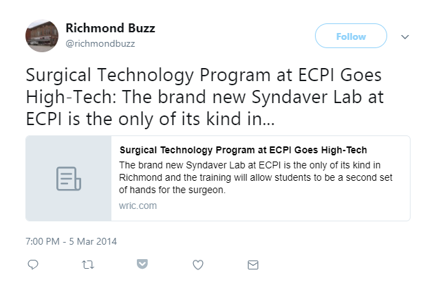 Why Do You Want to be a Surgical Technologist?